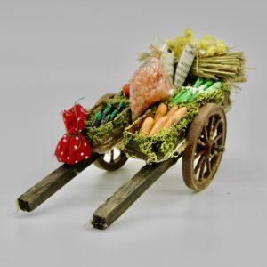 Charrette légumes