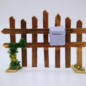 boite sur barrière