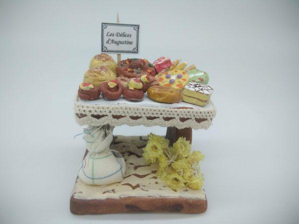 Etal boulangerie