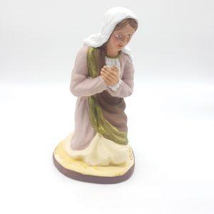 Santon la Sainte Vierge