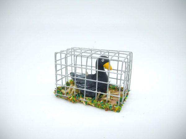 Cage au canard