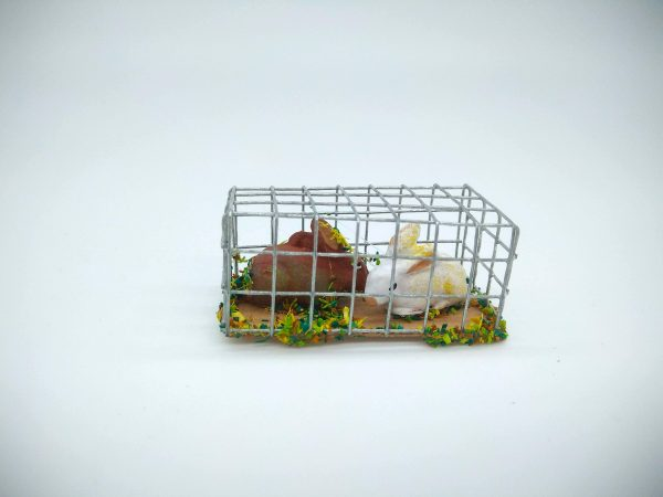Cage lapins