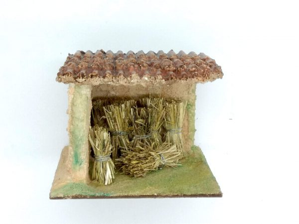 cabane à foin